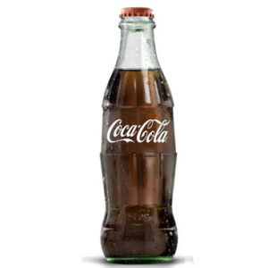 BOTELLA COCA COLA 23CL