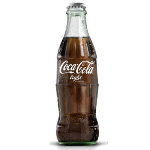 COCA COLA LIGHT 23CL