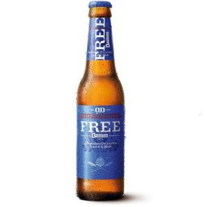 ESTRELLA FREE DAMM SIN ALCOHOL 33CL