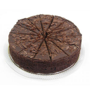 TARTA DE CHOCOLATE (900gr)