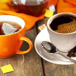 Servicio de café e infusiones